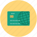 atm card, bank card, business card, card, charge card, credit card, debit card, payment card icon