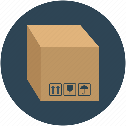 bundle, carton, carton box, delivery carton, package, product box, shipment icon