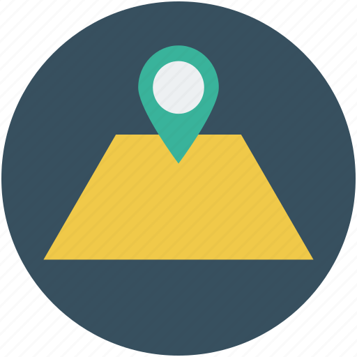 address, gps, location, map, map pin, navigation, real estate map icon