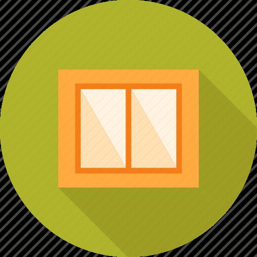 frame, glass, interior, transparent, window, windows icon