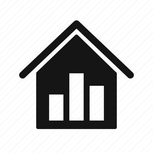 Graph, stats, real estate icon - Download on Iconfinder