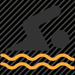 pool, swimming icon icon