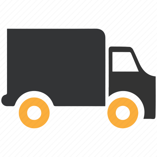 auto, car, meanicons, transport, truck icon icon