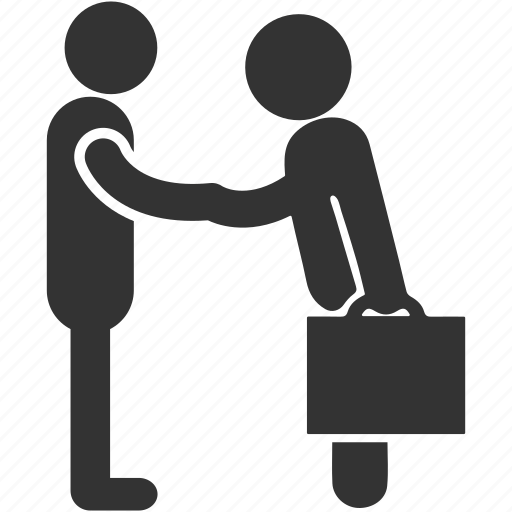 agreement, business, contract, deal, hand shake icon