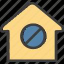 block, failed, interface, real estate