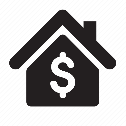 buy, dollar sign, home, house, new home, real estate, sell icon