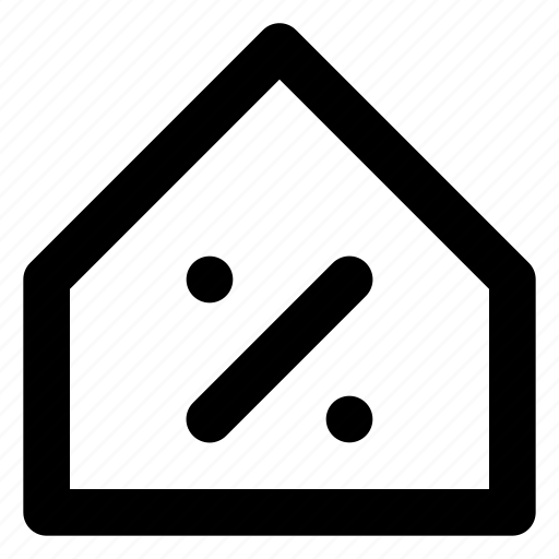 city, estate, home, house, housing, mortgage, real icon