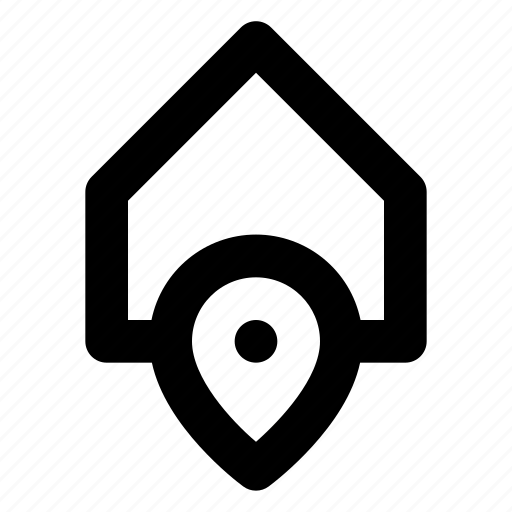 city, estate, home, house, housing, placeholder, real icon