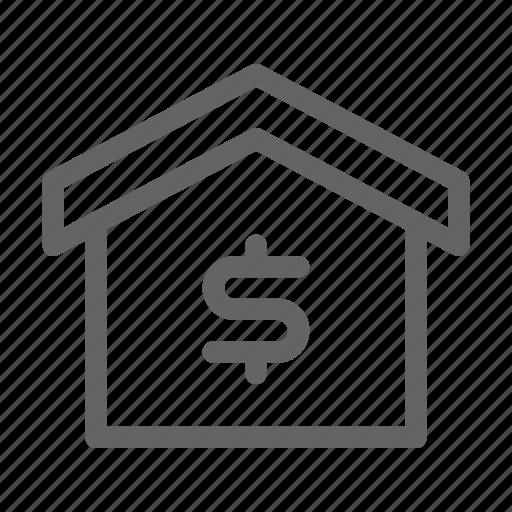 home, house, price icon