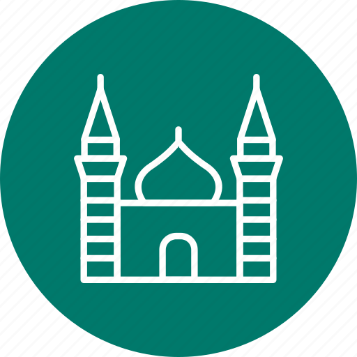 Islamic, masjid, mosque icon - Download on Iconfinder