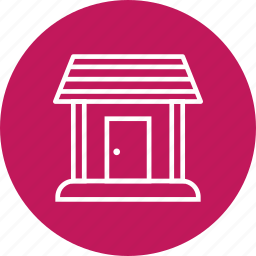 online shopping, shop, shopping center, store icon