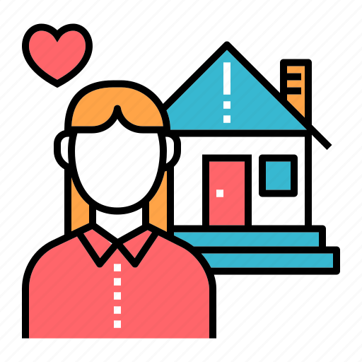 estate, home, house, house owner, owner, property, purchase icon