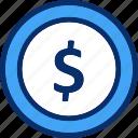 cash, coins, money, real estate