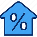 discount, percent, percentage, real estate