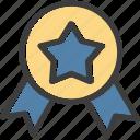 award, medal, real estate, reward