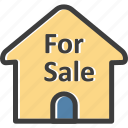 for, home, house, sale