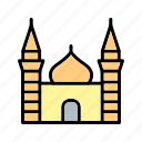 arabic, islamic, masjid, mosque, muslim, prayer, ramadan icon