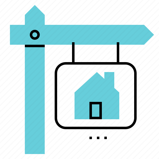 buy, city, estate, house, real, rent, sale icon