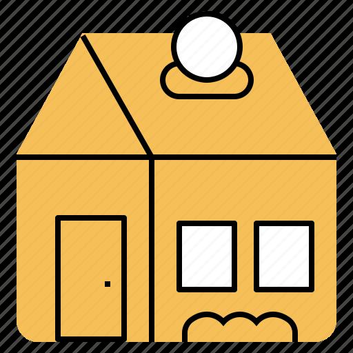 home, house, loan, rent, saving icon