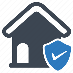 home insurance, house, households, protection, safe icon