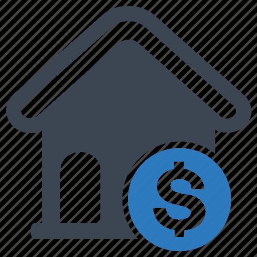 cash, invest, loan, mortage, price icon