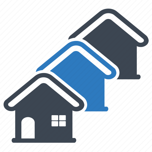 apartment, buildings, home loan, hotel, houses icon