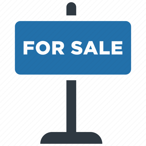 buy, for sale, home, house, sale, sell, sign icon
