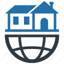 accommodation, global, apartment, network, room, travel, rent