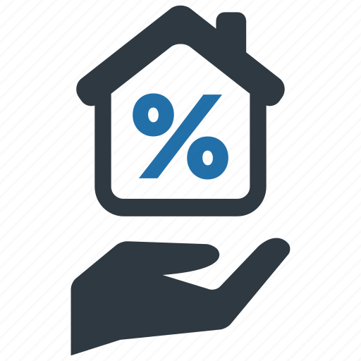 fee, house, money, mortage, payment, support, tax icon