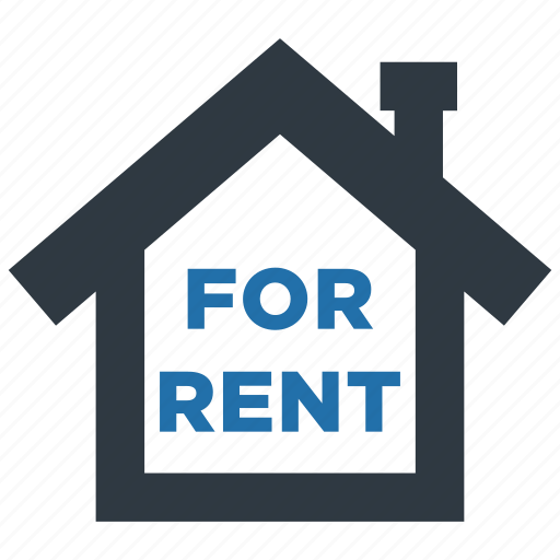 apartment, building, for rent, home, house, property, rent icon