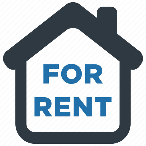 apartment, building, for rent, home, house, loan, rent icon