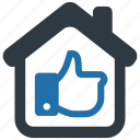 house, like, building, estate, favorite, home, real