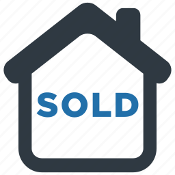building, home, house, property, real, sell, sold icon