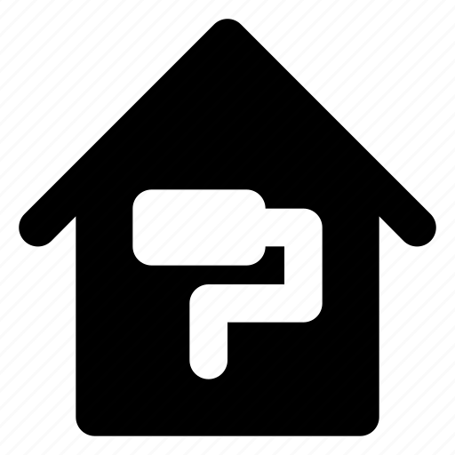 city, estate, home, house, housing, real, renovation icon