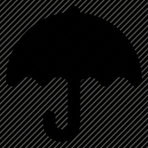 city, estate, home, house, housing, real, umbrella icon