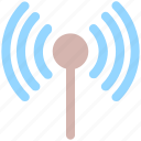 connection, internet, network, rss, signal, signals, wifi, wireless, wlan icon