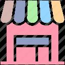 business, market, market place, retail, shop, shopping, store, web shop icon