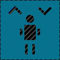 down, elevator, move, up icon