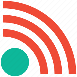 rss, signals, subscribe, wifi icon