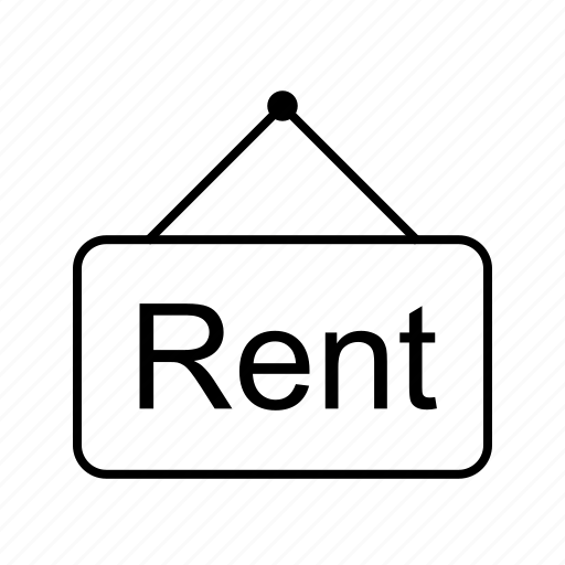 home, house, property, rent icon