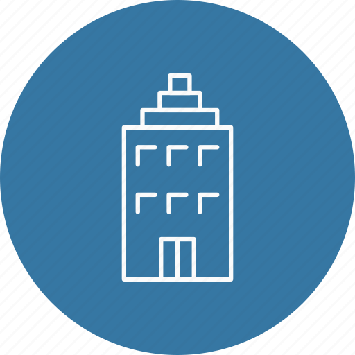 Building, hotel, service icon - Download on Iconfinder
