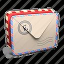 envelope, mail