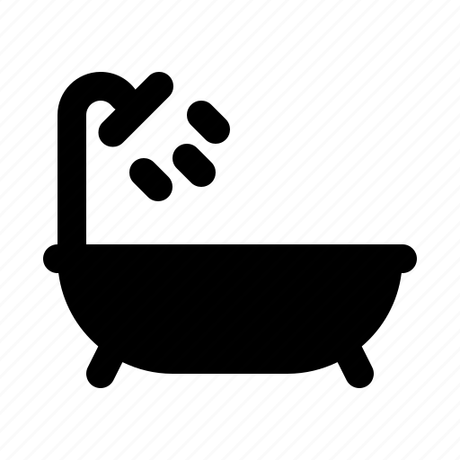 bath, bathroom, building, estate, holdings, real icon