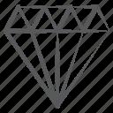 allotrope, carbon alloy, crystal, diamond, gemstone