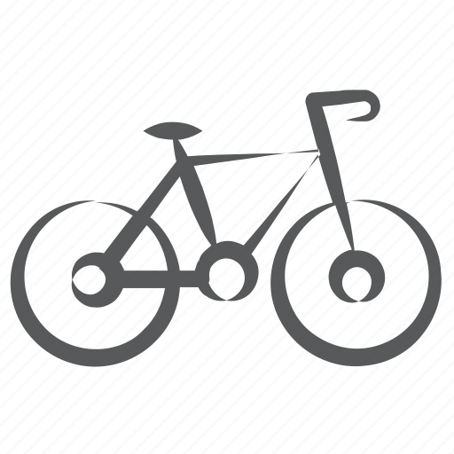 Bicycle, conveyance, cycle, cycling, ride, transport, vehicle icon - Download on Iconfinder