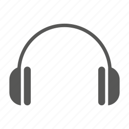 earphone, headphones, listening, music icon