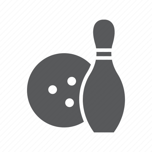 Ball, bowling, pin, sport icon - Download on Iconfinder