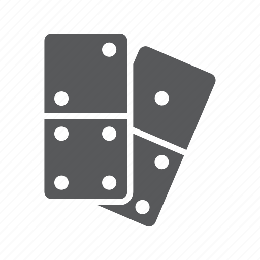 Domino, game, piece icon - Download on Iconfinder