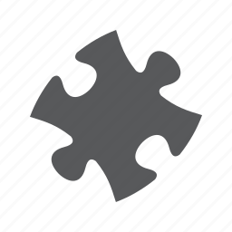 game, jigsaw, puzzle icon
