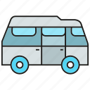 camper, car, motor home, recreational vehicle, rv, truck, vehicle icon